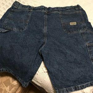 Wrangler Shorts - Men's Wrangler Jean Shorts